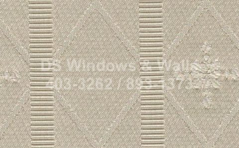 R9193 beige blackout roller shades