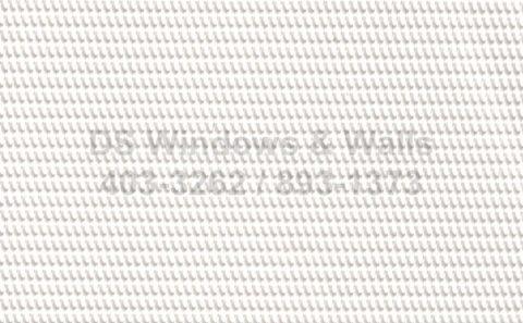 W5101 white roller shades
